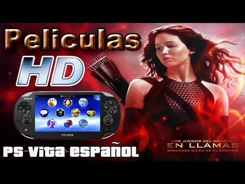 Como Descargar Peliculas HD Para Ps Vita   2014   Ps Vita ESPAÑOL