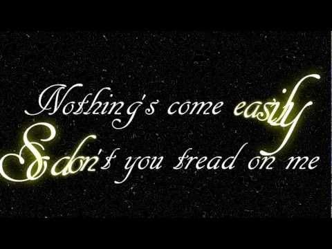 311 - Don't tread on me lyrics