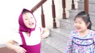 Chị Nhi Nhím lấy mất đồ chơi của bé Rùa, Bé Bống💗đồ chơi trẻ em
