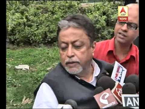 Mukul Roy's reaction after his removal from all positions of TMC