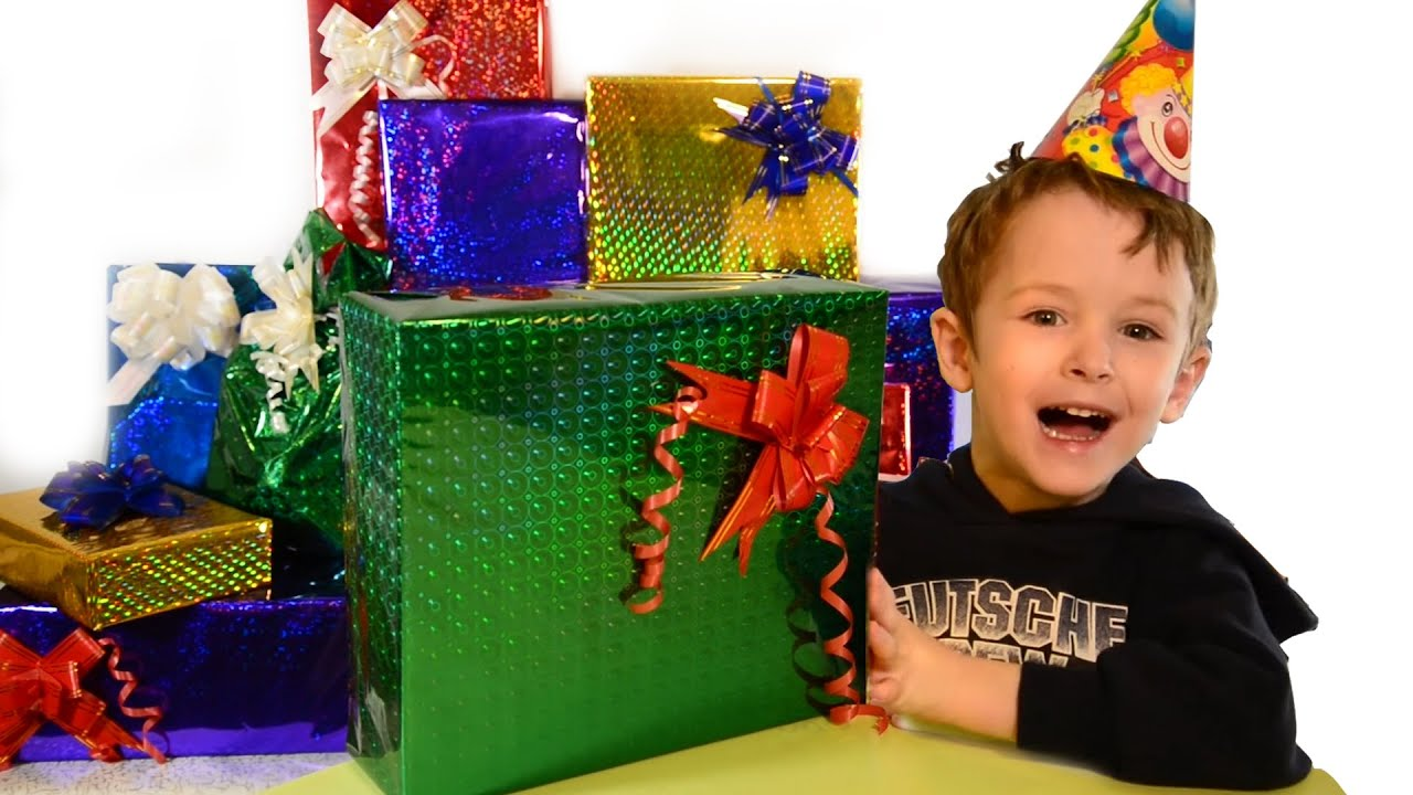Подарок для 10 летнего мальчика на день рождения