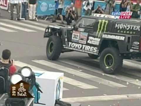 Robby Gordon jumps into Dakar Rally