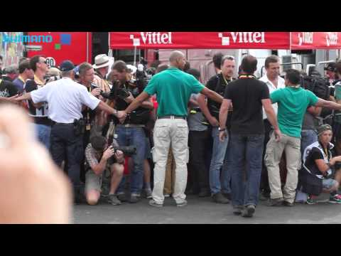 Marcel Kittel's victory day in the Tour de France