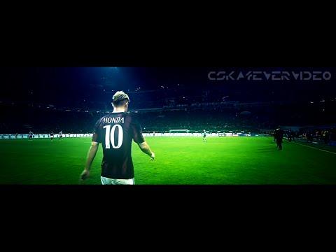 Keisuke Honda 本田 圭佑 - Skills Dribbling Assists & Goals - A.C. Milan 2015/2016 (Full ᴴᴰ)