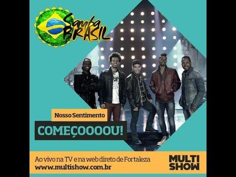 Nosso Sentimento ao vivo em Fortaleza HD 16 08 2014