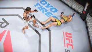 EA SPORTS™ UFC® 3 GDR vs Cyborg
