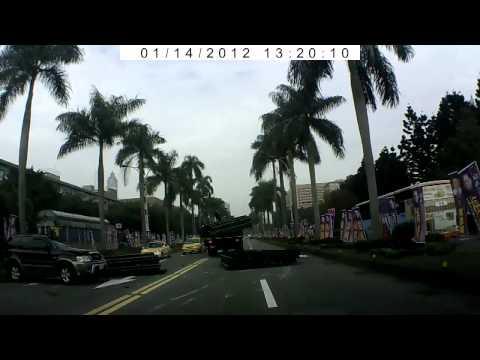 Нежданчик от грузовичка