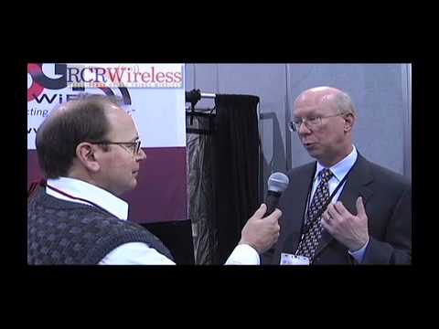 Broadcom CEO showcasing 5G @CES2012