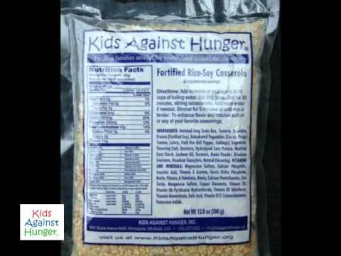 KIDS AGAINST HUNGER PROMO