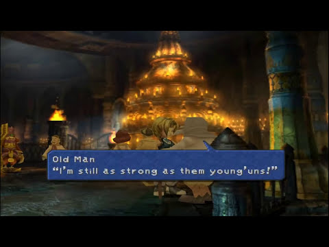 Let's Play Final Fantasy IX #064 Poor Quina