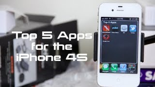 Top 5 Applications for iPhone