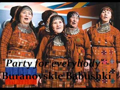 *STUDIO VERSION* Buranovskiye Babushki - Party For Everybody [ESC Russia 2012]