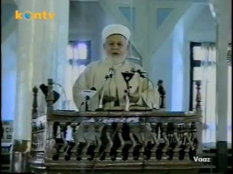 Tahir Büyükkörükçü Hoca (Vaaz-22)_HQ