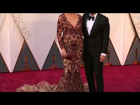 Oscars: John Legend & Chrissy Teigen Red Carpet (2016)