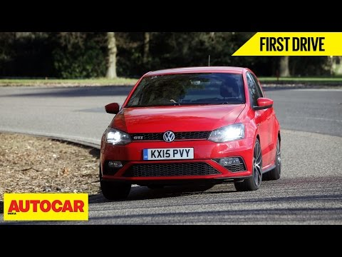 Volkswagen Polo GTI | First Drive | Autocar India
