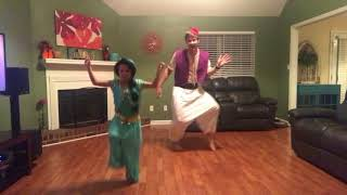 """Daddy/Daughter Dance to """"Feel It Still"""" by @portugaltheman"""