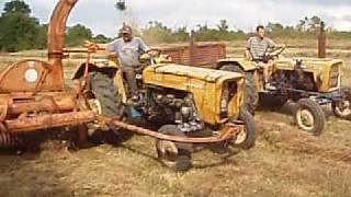 Scampolo forage harvester testing