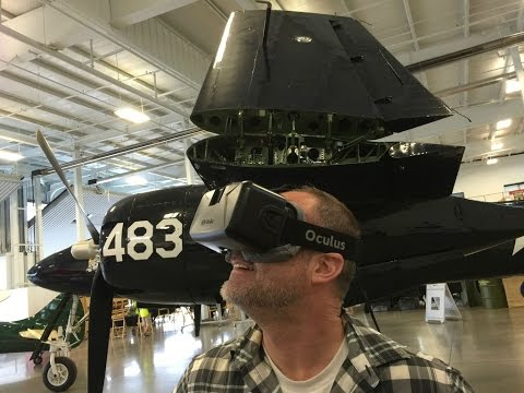 War Thunder - VR Simulator with Oculus Rift / Full Set of Controls