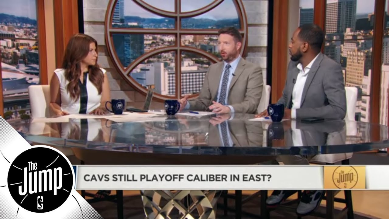Cavs still a playoff team in the East? | The Jump | ESPN
