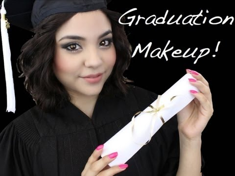 Graduation Makeup Tutorial! + I graduated!