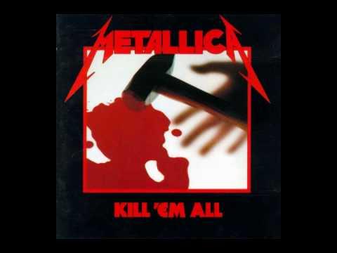 Metallica - Metallica - (Anesthesia) Pulling Teeth