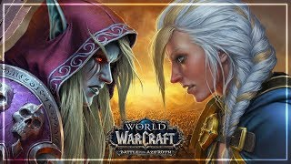 All Battle for Azeroth Cinematics | WoW BfA Patch 8.0 - 8.3