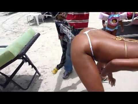 0 Most Amazing 2013 Boca Chica Disco Rapper Dance Puppet Hip Hop Exotic Bikini Models Booty Shake