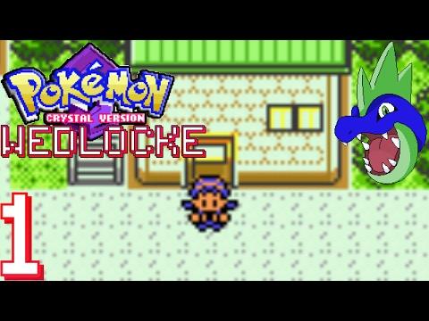 Pokémon Crystal Wedlocke: Ep. 1: Adventures of The Hypocrite!
