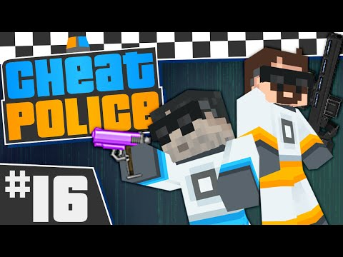 Minecraft - Macgubbins - Cheat Police #16 (yogscast Complete Mod Pack) video
