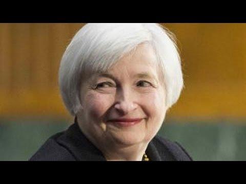 Janet Yellen's economic outlook overly optimistic?