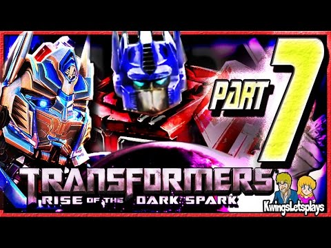 Transformers Rise of the Dark Spark Walkthrough Part 7 Bruticus Gates of Kaon