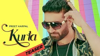 Song Teaser ► Kurta: Preet Harpal | Full Video Releasing on 8 October 2018