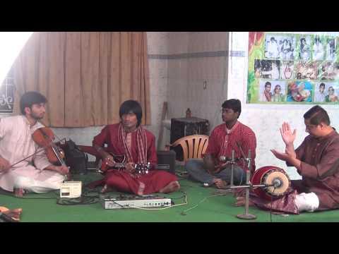 Vathapi Ganapathim Bhajeham Hamsadhwani : SM Subhani Mandolin...