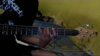 Tipe X - Maafkan Aku (Bass Cover)