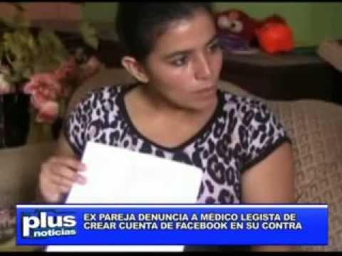 EX PAREJA DENUNCIA A MEDICO LEGISTA