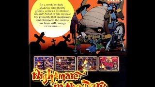 Arcade Spotlight - Nightmare in the Dark - Neo Geo MVS