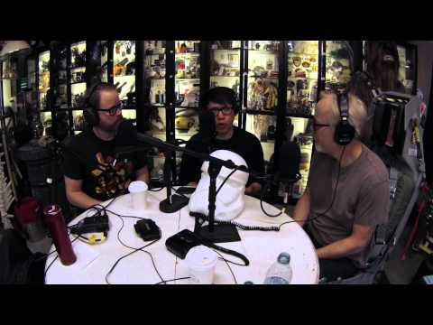 Battlebots and Kingsman - Still Untitled: The Adam Savage Project - 6/16/2015