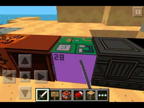 Minecraft pe adventure time texture pack review