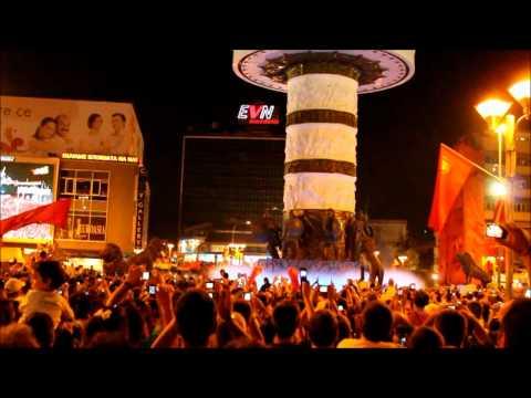 20 години независност на Македонија (Kajgana.com)