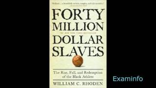 William C. Rhoden: $40 Million Dollar S   pt 9 Michael Jordan (audiobk)