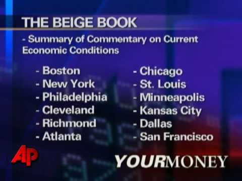 Your Money: Understanding the Beige Book