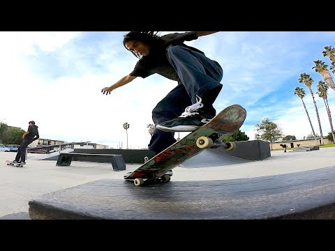 SKATING WITH HERN AND FRIENDS !!! - NKA VIDS -