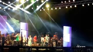 ROSHAN PRINCE LIVE | CHANDIGARH UNIVERSITY | CUFEST2K18 |MOHALI |PUNJAB