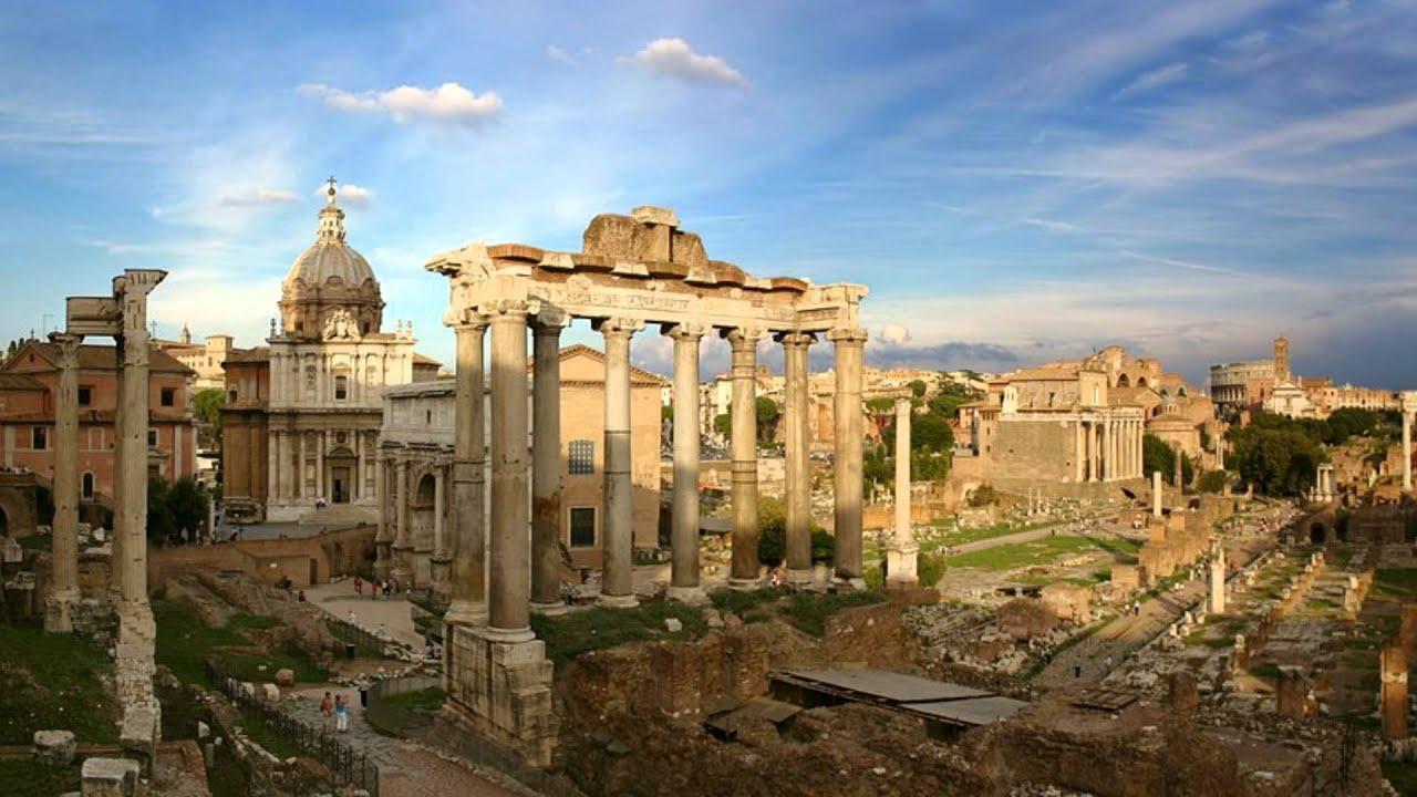 Императорский Рим Кратко
