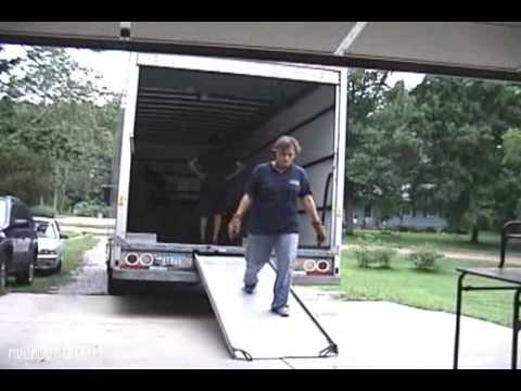 Loading a Piano into a Uhaul
