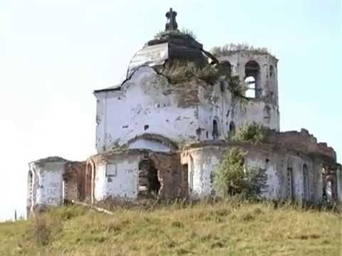 Храм в селе Подсосное