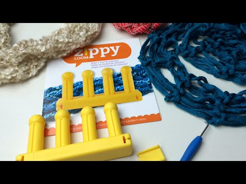 Zippy Loom Inside Scoop Review (with Closed Captions CC)