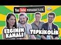 EZGİ'NİN KANALI & TEPKİKOLİK - YouTube Muhabbetleri Selfyfest