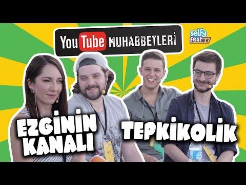 EZGİNİN KANALI  TEPKİKOLİK - YouTube Muhabbetl...
