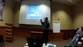 2013 Humminbird Seminar Part 1 - Fish Hunting
